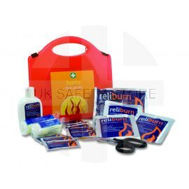 Emergency Burns First Aid Kit