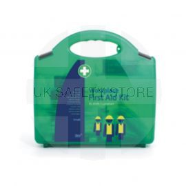 BS8599-1 Small Work Place First Aid Kit (With Free Safety Pack Worth £20)