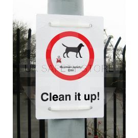 Dog Fouling Penalty £200 Sign