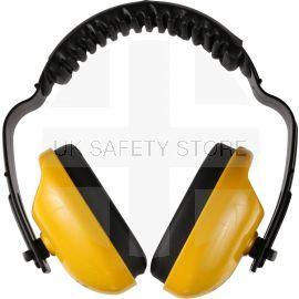 Deluxe Yellow Earmuffs