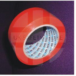 Hazard And Floor Marking Tape 50mm x 33m (Red)