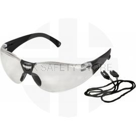 Savu Corded Safety Glasses (Pack of 12)
