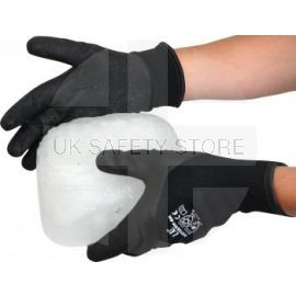 IceTherm™- Black Cold Handling Gloves