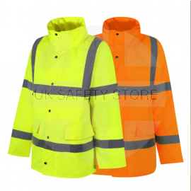 High Visibility Parka Jacket