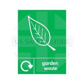 Garden Waste Sign