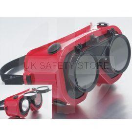 Flip-up Welding Goggle