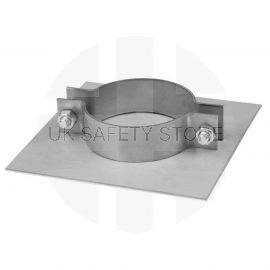 Post Base Plate 76mm