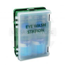Double Eyewash Station