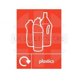 Plastics Sign