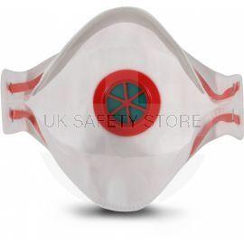 Disposable Tri-Fold FFP3 Fold Flat Mask