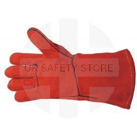 Leather Heat & Welding Gloves