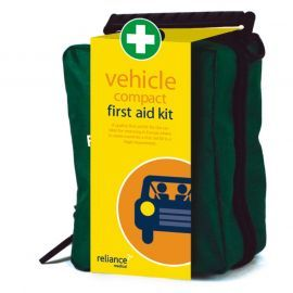 Vehicle Compact First Aid Kit