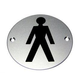 Male Symbol Premier Door Sign