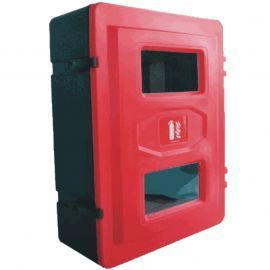 Rotary-moulded Extinguisher Cabinets