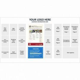 Company Information Board