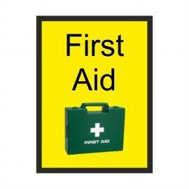 First Aid Dementia Sign