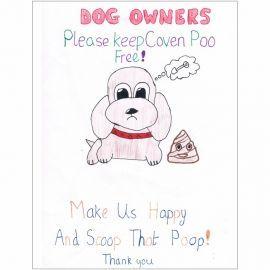 Custom Dog Fouling Sign