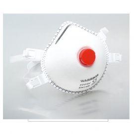 Moulded Disposable Mask With Valve - FFP3V Pack Of 5