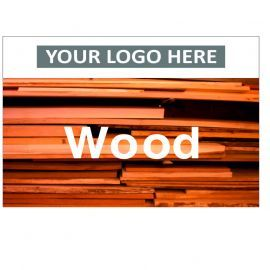 Wood Custom Logo Recycling Sign