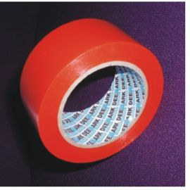 Hazard And Floor Marking Tape 50m x 33mm (Red)