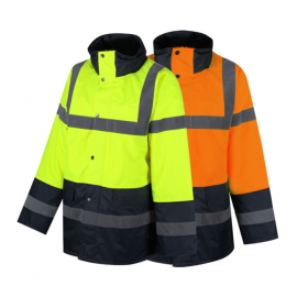 High Visibility Contrast Jacket