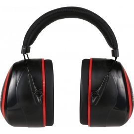 High Quality Noise Cancelling Red Earmuffs