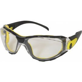 Sulu Corded Safety Glasses with Foam Inserts (Pack of 12)