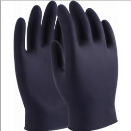 Premium Black Nitrile Examination Disposable Gloves