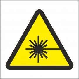Laser Beam Sign