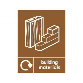Building Materials Sign