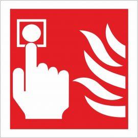 Fire Alarm Symbol Sign