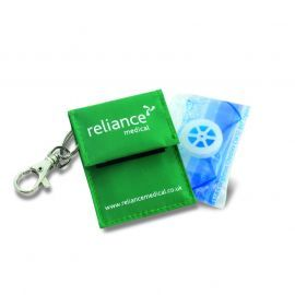 Rebreath In Keyring Pouch