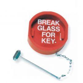 Break Glass Holder