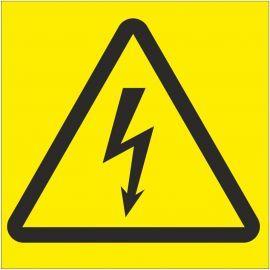 Voltage Electricity Symbol Sign