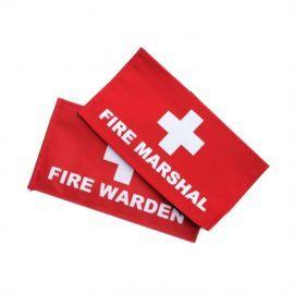 Fire Marshall Armband