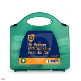 10 Person HSE Standard First Aid Kit