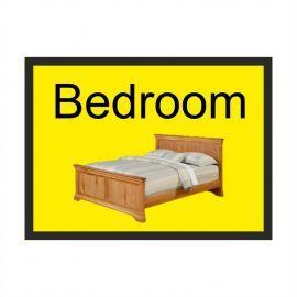 Bedroom Dementia Sign
