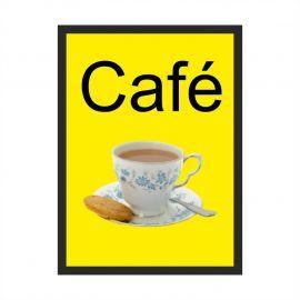 Cafe Dementia Sign