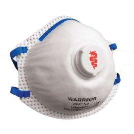Pack of 10 Moulded Disposable Masks - FFP2V