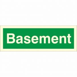 Basement Stairway Identification