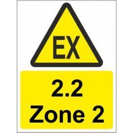 EX 2.2 Zone 2 Sign