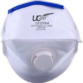 Pack of 20 Respirator Face Masks