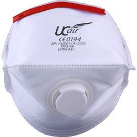 Premium Performance Respiratory Protection (Pack of 20 Face Masks)