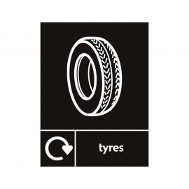 Tyres Sign