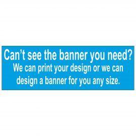 Custom School Banner