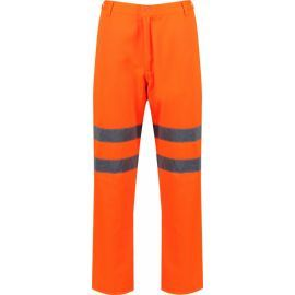 High Visibility Rail Trousers