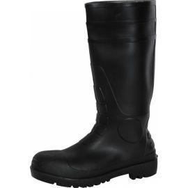 Black Wellington Boot