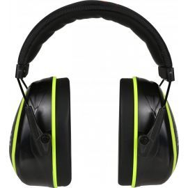 High Quality Noise Cancelling Yellow Earmuffs