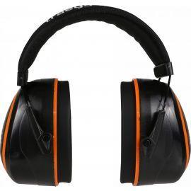 Premium Padded Orange Ear Defenders