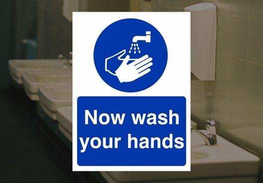 Toilet Washroom Signs